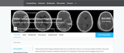 AI Image Challenge Homepage