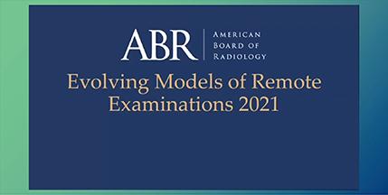 ABR Virtual Exams Overview Screenshot