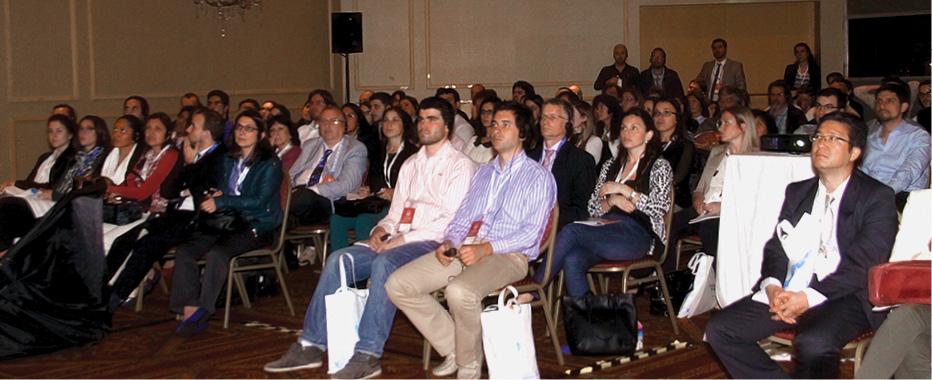 RSNA Visiting Professors lectured at the Sociedad Argentina de Radiología's (SAR) Annual Congress (CAR 2014)