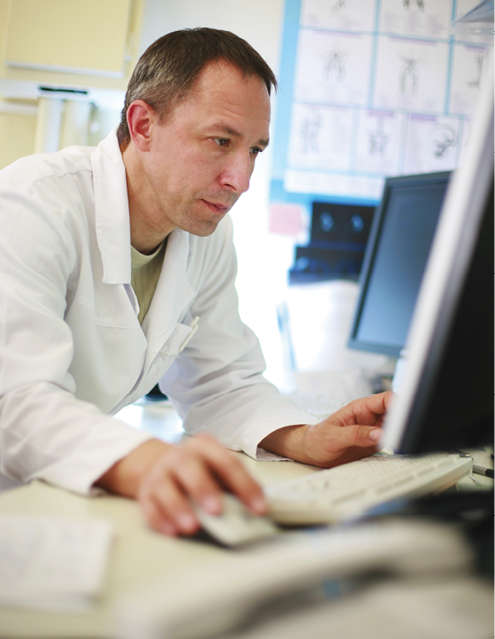 Mounting evidence shows that computerized physician order entry software enhanced by real-time clinical decision support can decrease the frequency of inappropriate imaging at a rate similar to that of radiology benefit management companies
