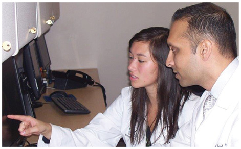 LaRoy conducted her research under the supervision of Parag J. Patel, M.D.