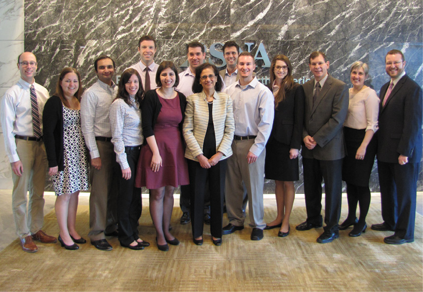 The RSNA Resident and Fellow Committee (RFC), recently met at RSNA headquarters in Oak Brook, Ill., to discuss how RSNA can help trainees address their most critical needs.