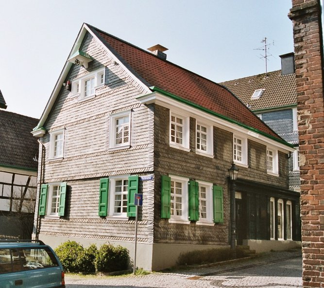 The 170-year-old Röentgen property (above) will undergo extensive redevelopment and renovation.