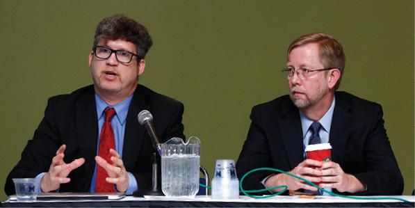 Bahner, Coley at RSNA 2014