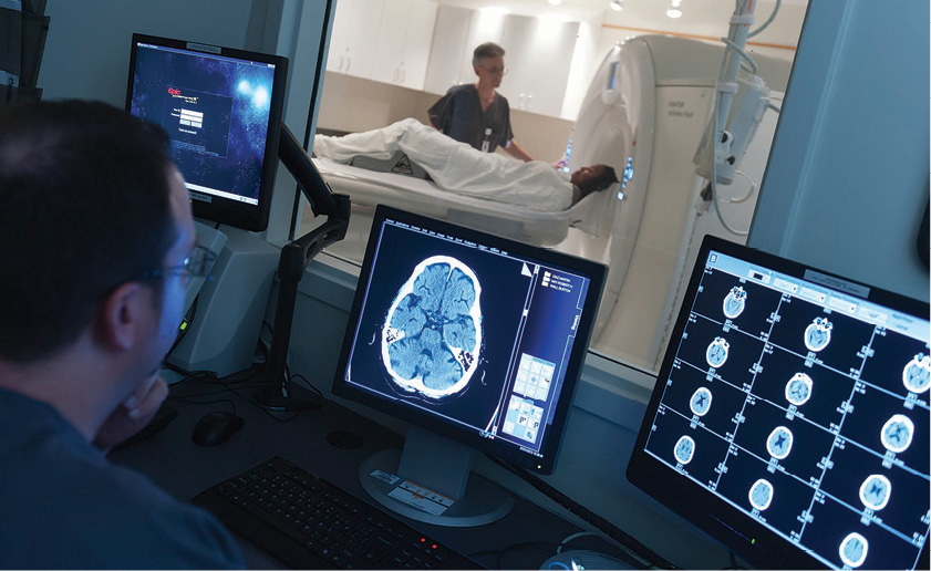 The shift in advanced imaging from private imaging centers to hospitals is already affecting patient access, experts say.