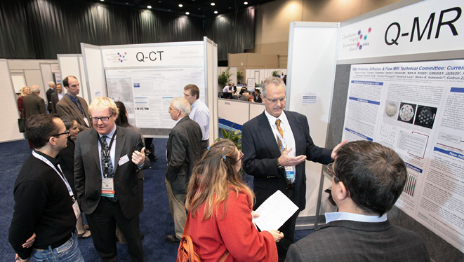 Attendees are invited to drop by the QIBA Kiosk at RSNA 2016 to learn about QIBA activities and projects and meet colleagues.