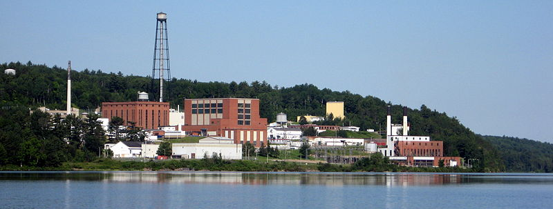 Canada's National Research Universal reactor in Chalk River