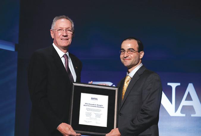 RSNA 2016 President Richard L. Baron, MD