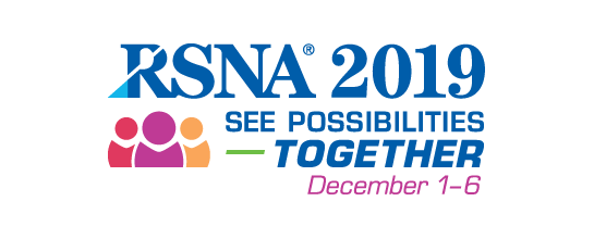 RSNA 2019 branded logo