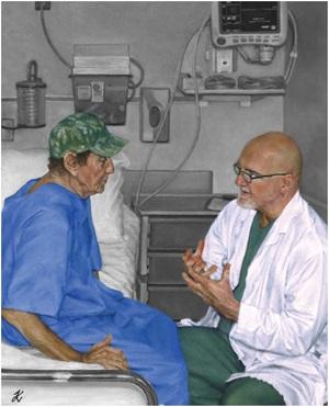 Consultation by Dr. Visscher
