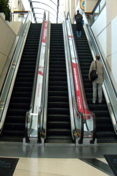 Escalator Runners 0911