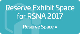 Reserve Exhibit Space for RSNA 2017