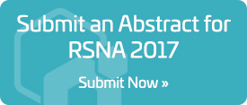 Sumbit an Abstract for RSNA 2017