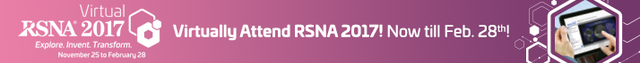 Virtually Attend RSNA 2017!