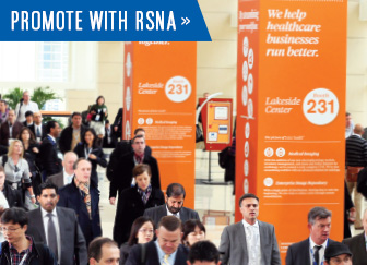 Promote with RSNA