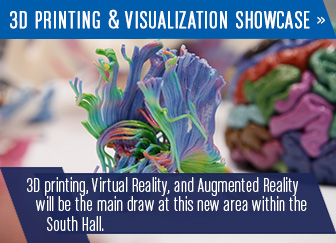 3D Printing & Advanced Visualization Showcase