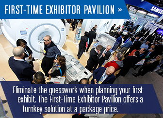 First-Time Exhibitor Pavilion