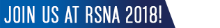Join us at RSNA 2017!