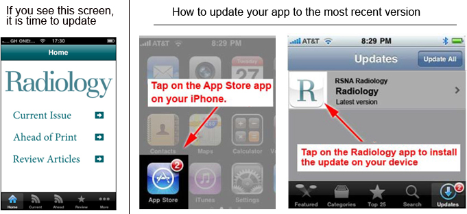 How to Update Your App