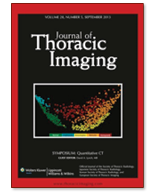 Journal of Thoracic Radiology