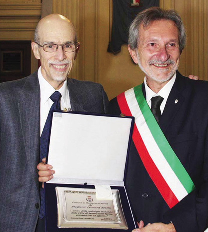 Leonard Berlin, M.D. and Giuseppe Bellandi, M.D.