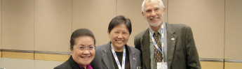 Impact of RSNA's International Programs Felt Worldwide