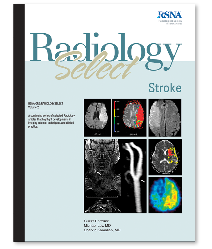 Radiology Select volume 2, Stroke