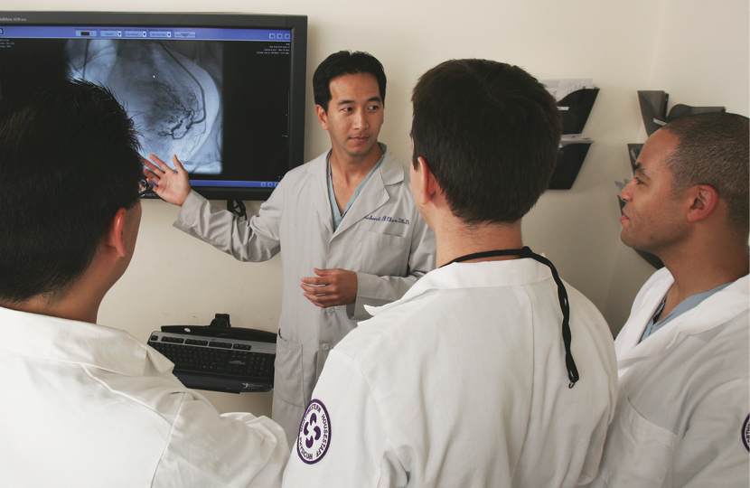 Radiology Part of Consolidation Trend