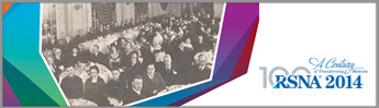 RSNA 2014 is a Historic Celebration
