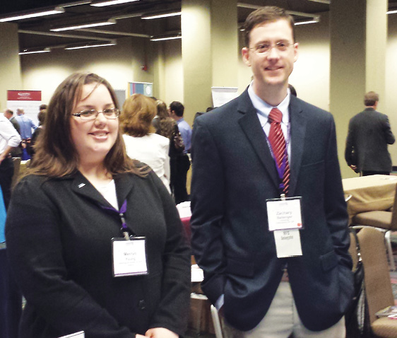 AMA Medical Student Showcase - Merryn Young, Zachary Ballenger, M.D.