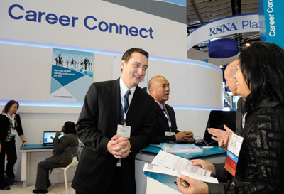 career connect booth