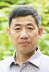 Photo of Dr. Hu