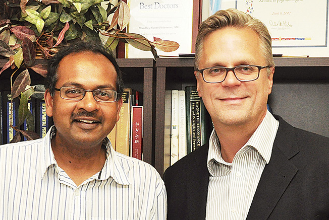 Ravi Bansal, Ph.D. and Bradley Peterson, M.D.