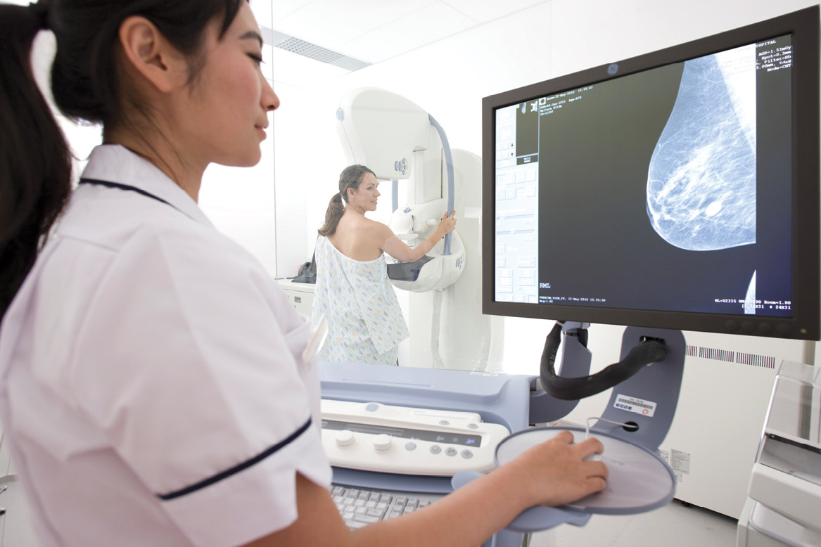 Digital direct radiology