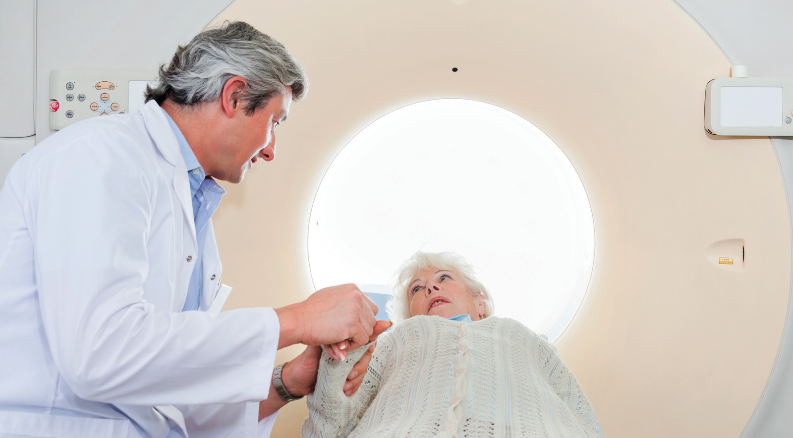 Radiologists are facing unique challenges in imaging the rapidly growing population of elderly patients
