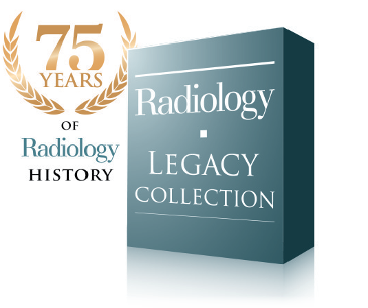 Radiology Legacy Collection