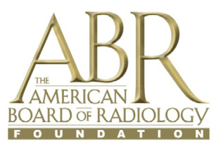 American Board of Radiology Foundation (ABRF) logo