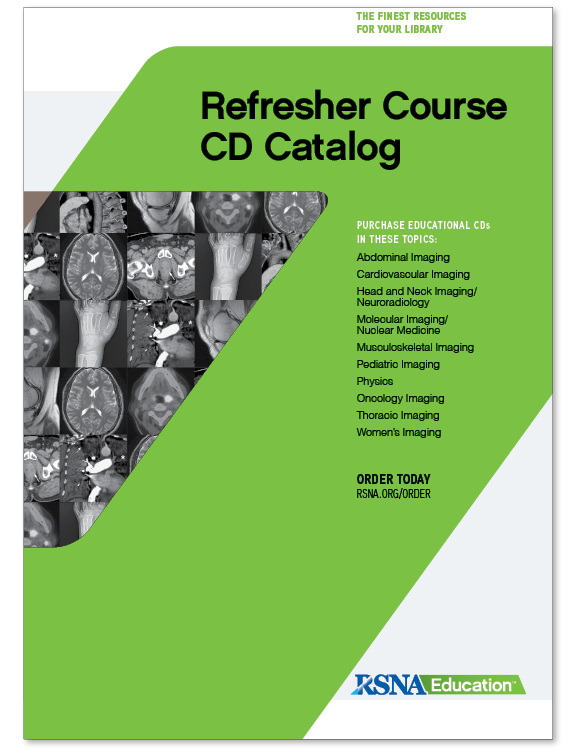 Refresh Course CD Catalog