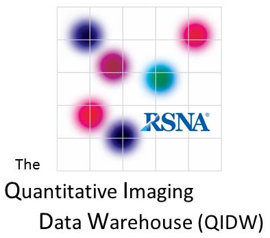 Quantitative Imaging Data Warehouse (QIDW) logo