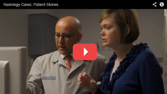 Radiology Cares: Patient Stories